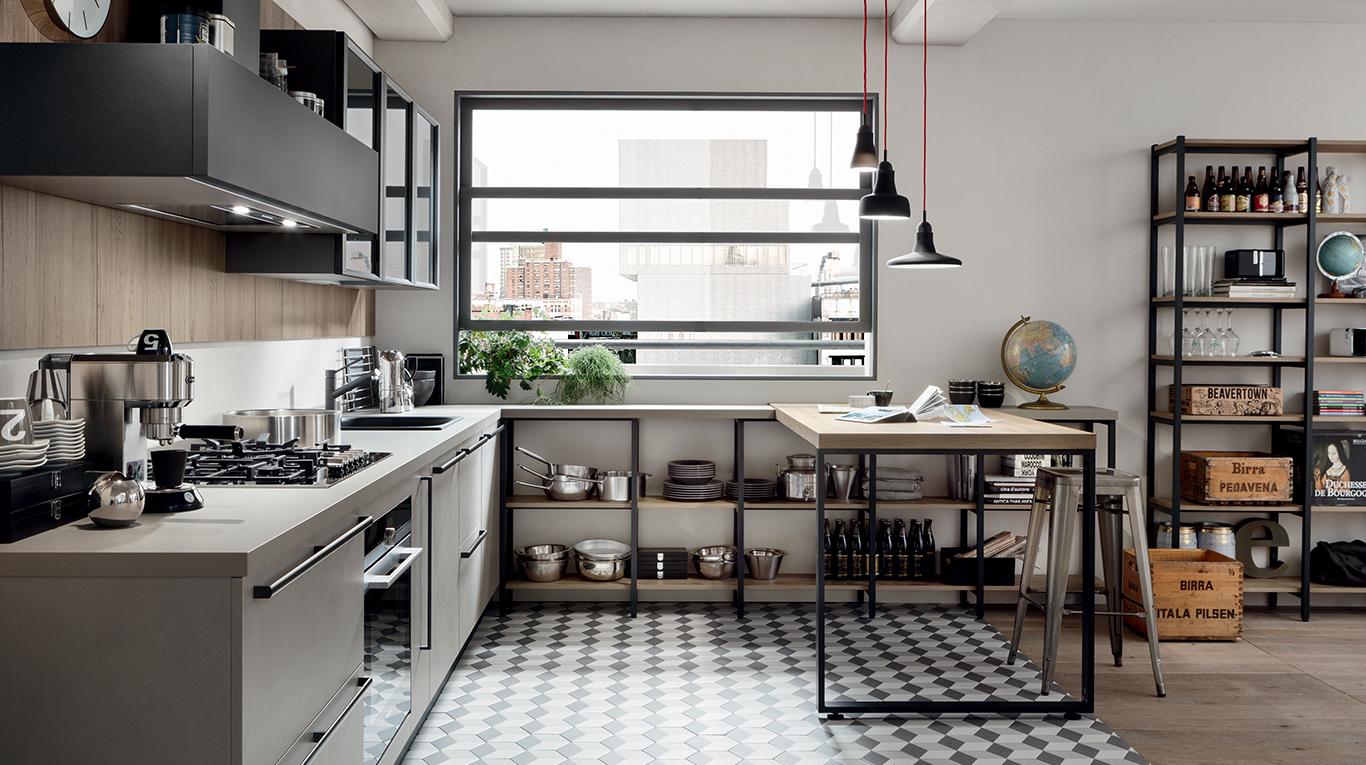 Мебель Veneta Cucine - в современном дизайне