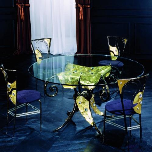 Стол MM Lampadari 6520 Tavolo V2161 Fercrepa, фото 1
