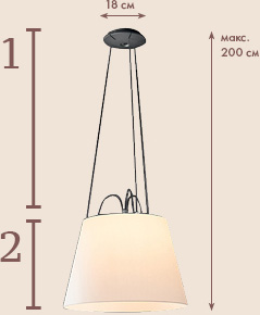 tolomeo suspension mega