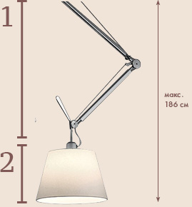 Tolomeo Suspension Decentralized