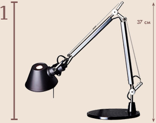 Tolomeo Table Micro
