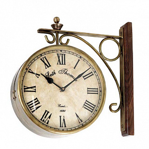 Часы Eichholtz 104409 Clock Station