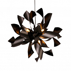 Подвесной светильник DeLight Collection Sputnik Black 6 Sputnik