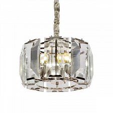 Люстра Delight Collection Harlow Crystal 8G nickel Harlow Crystal