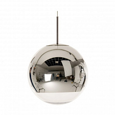 Подвесной светильник Tom Dixon Mirror Ball 40 chrome Mirror Ball