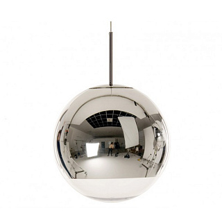 Mirror Ball 40 chrome