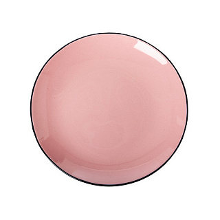 Plate pink
