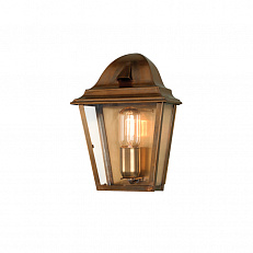 Настенный фонарь Elstead Lighting ST JAMES BRASS