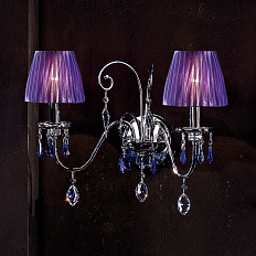 Бра Beby Group 118A02 Chrome violet VIOLET