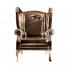 Кресло Eric Kuster VICEROY wing chair VICEROY