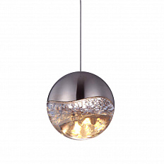Подвесной светильник DeLight Collection Globo Nickel S  SD3301-1U nickel