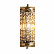 Настенный светильник DeLight Collection French Empire A.Brass 1  KR0107W-1 antique brass