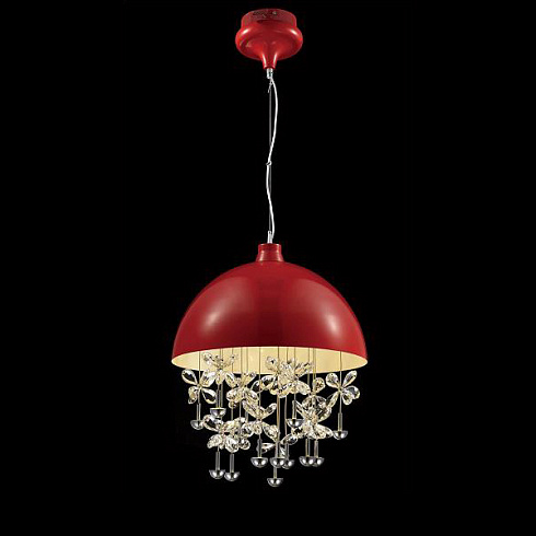 Люстра Delight Collection Crystal Light red Crystal Light MD2551/15 red