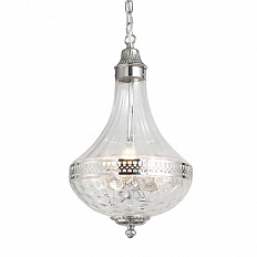Подвесной светильник DeLight Collection French Empire Glass Nickel 3