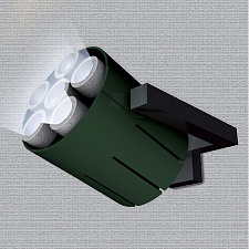Настенный светильник Lamp International F-119 applique LED Concept