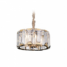 Люстра Delight Collection Harlow Crystal L4 gold Harlow Crystal