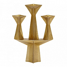 Канделябр Tom Dixon Gem Candelabra Brass/Gold Gem Candelabra