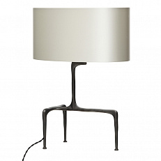 Настольная лампа CTO Lighting Braque Bronze Grey Braque