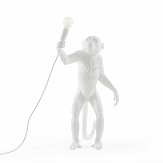 Monkey Lamp Outdoor Standing