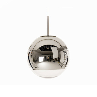 Mirror Ball 25 chrome
