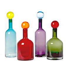Набор Pols Potten Bottles multi mix Bubbles & bottles 140-300-015