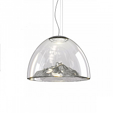 Подвесной светильник Axo Light SP MOUNTA Grey/Chrome Mountain View
